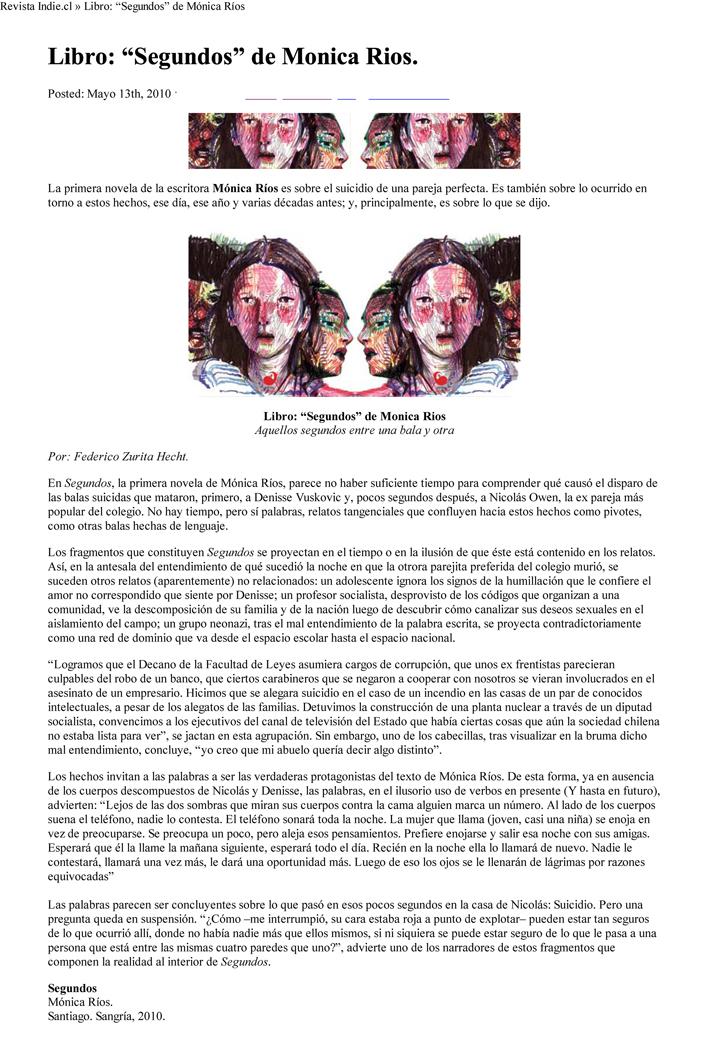 Segundos-en-Indie.cl—13-de-mayo-de-2010—web – Sangría ... Pictures Publishers