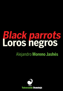Portada Loros negros