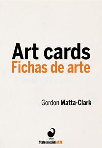 Portada Art Cards / Fichas de arte