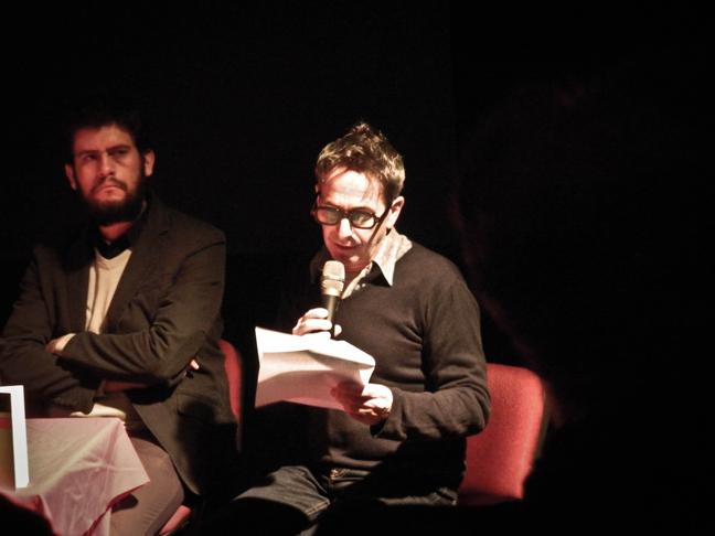 Luis Valenzuela y Alfredo Castro - Arturo Ledezma Christian Alarcon y Sangria