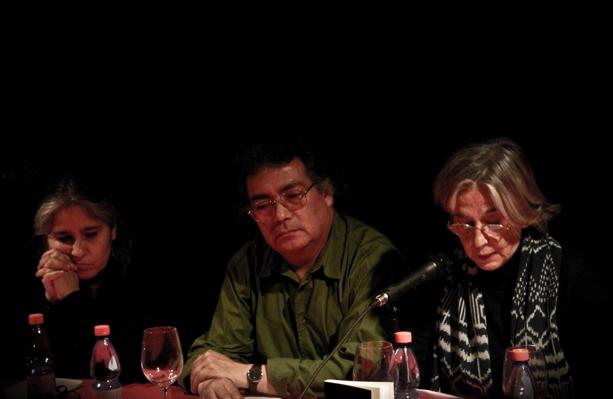 Nadia Prado Sergio Rojas y Raquel Olea - Arturo Ledezma Christian Alarcon y Sangria