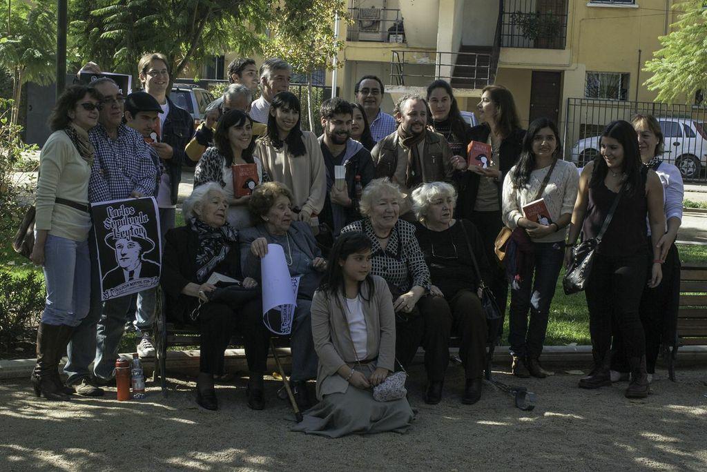 Ruta patrimonial Sepúlveda Leyton 6 - Horacio Ríos y Sangría